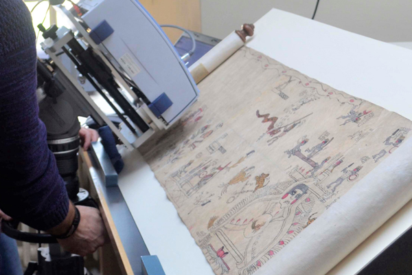 Analysing the colours of the pre-Columbian and early colonial Mexican manuscripts