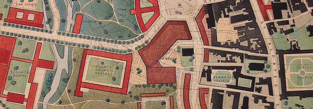 Detail Thomas Sharp's