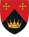 St Stephen's House coat of arms (updated August 2020)
