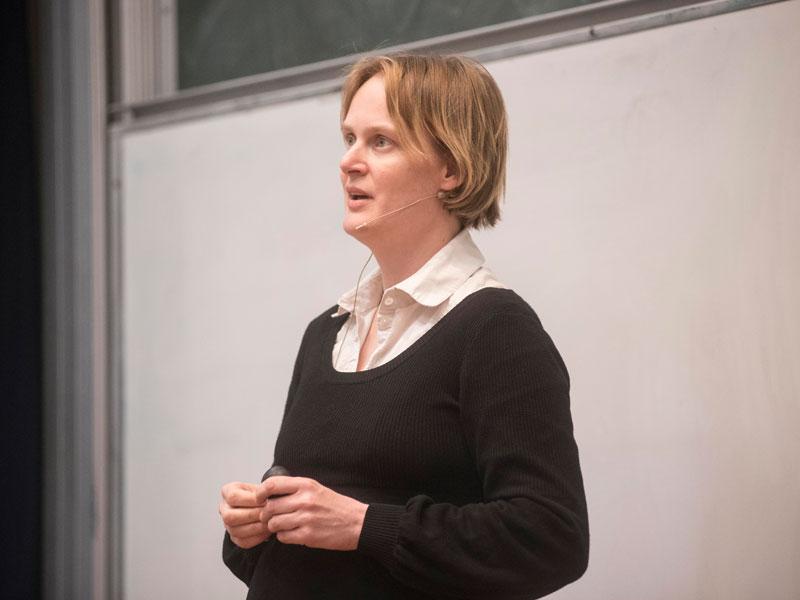 Professor Hilary Greaves, Director of the Global Priorities Institute