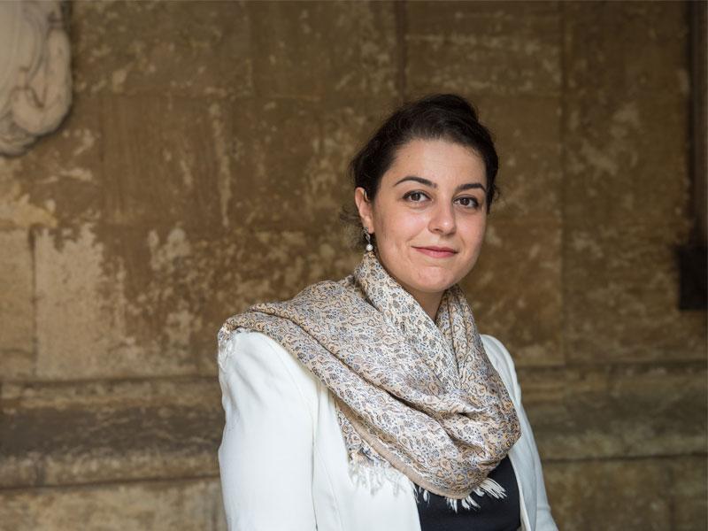 Manar Marzouk. Photo by John Cairns.