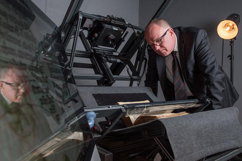 Richard Ovenden, Bodley's Librarian