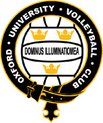 Oxford University Volleyball Club logo